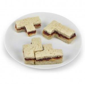 Tetris Sandwich