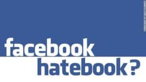 Facebook AI Hate Speech