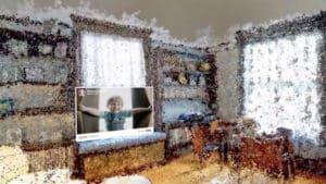FB old photos 3D VR
