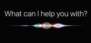 Siri support