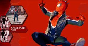 Spider-Man PS4 Gadgets