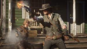 Red Dead Redemption 2 Nerds Magazine