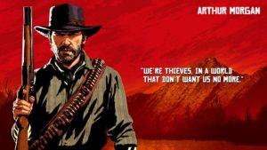 Red Dead Redemption 2 Nerds Magazine Arthur Morgan